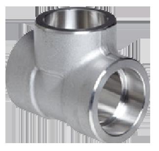 TÊ HÀN INOX ASTM A 182 ANSI/ASME B 16.11